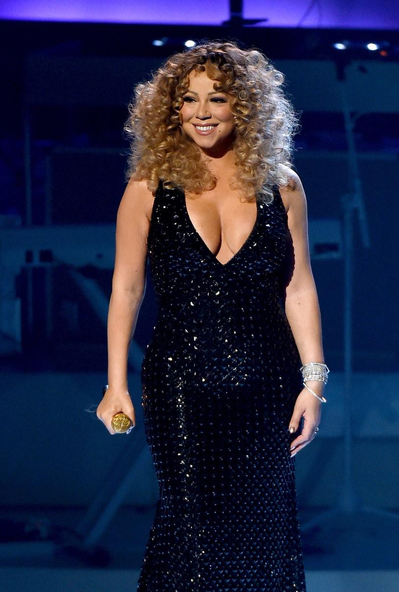 Mariah Carey kilka miesięcy temu /Ethan Miller /Getty Images