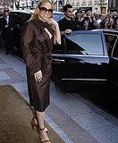 Mariah Carey musi mieć czerwony dywan /AFP
