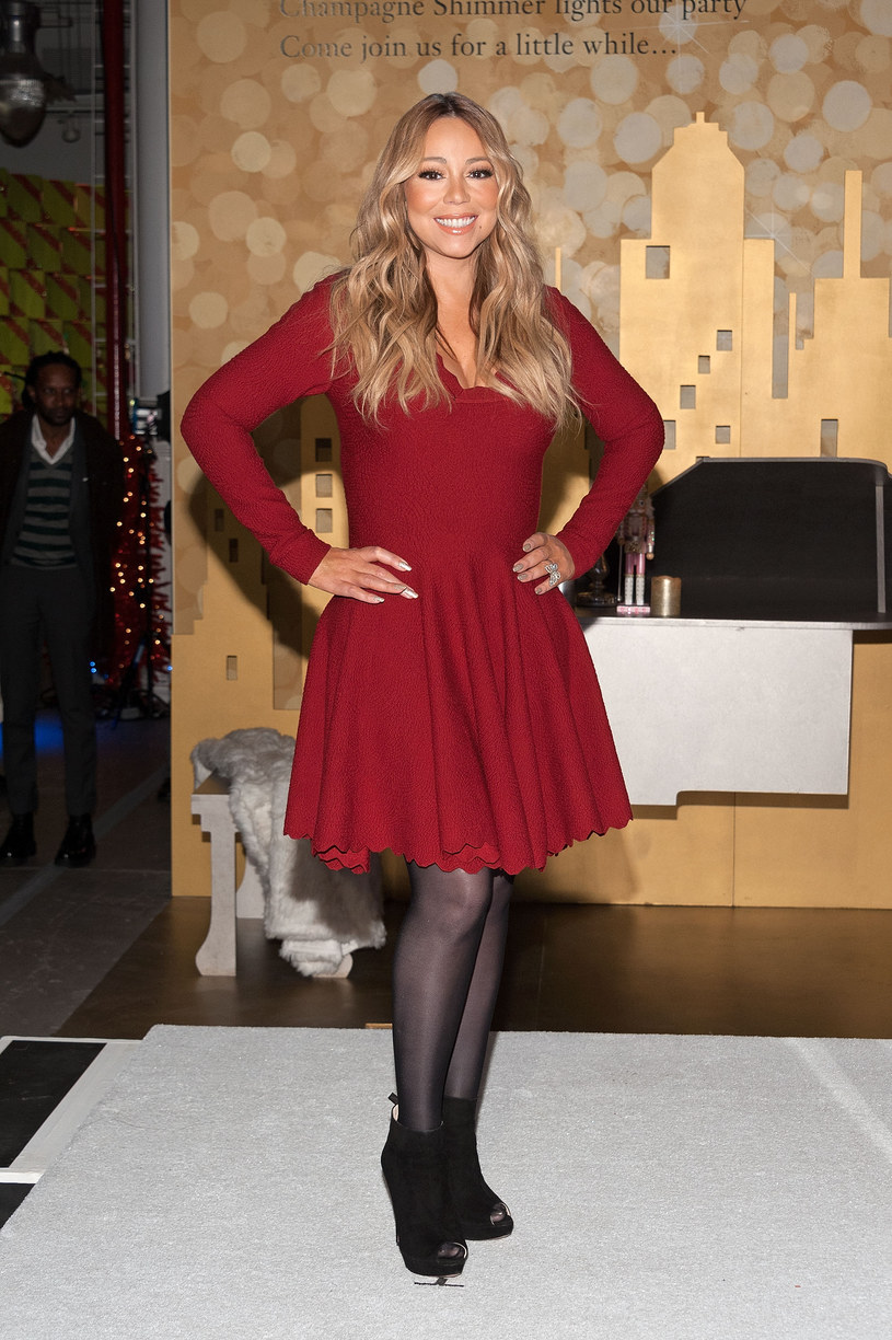 Mariah Carey na evencie /D Dipasupil /Getty Images