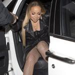 Mariah Carey na randce. Tak się ubrała!