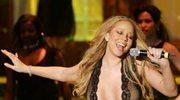 Mariah Carey: Odsłonięta pierś