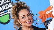 Mariah Carey pluska się w kombinezonie