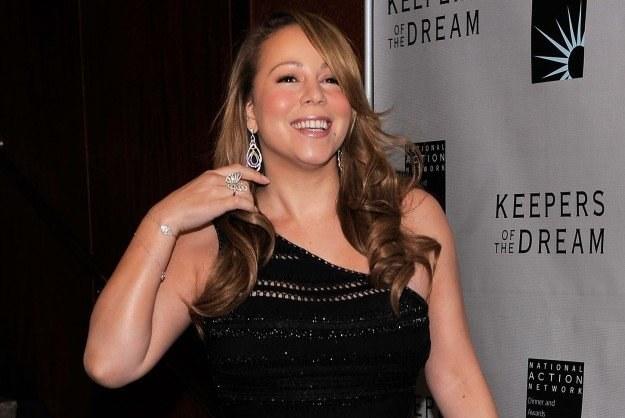 Mariah Carey: Podwójne szczęście? fot. Jemal Countess /Getty Images/Flash Press Media