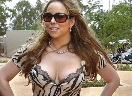 Mariah Carey pozazdrościła koleżankom i również wykreowała własny zapach /AFP