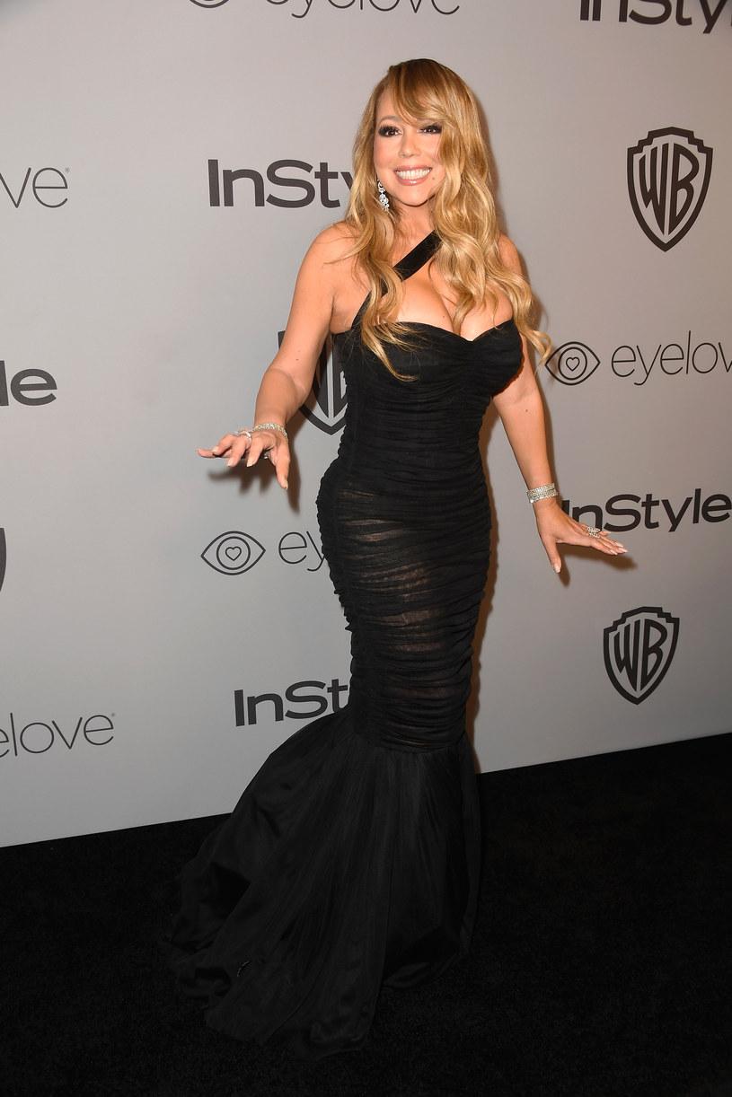 Mariah Carey schudła 36 kilogramów! /Frazer Harrison /Getty Images