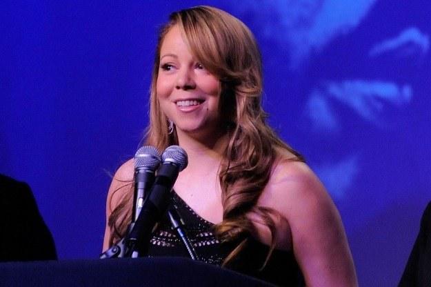Mariah Carey skręciła nogę w kostce fot. Jemal Countess /Getty Images/Flash Press Media