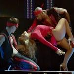 Mariah Carey w skąpym stroju na scenie!