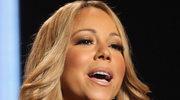 Mariah Carey w wieczorowej sukience na placu zabaw!