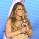 Mariah Carey wbiła się w obcisłą sukienkę!
