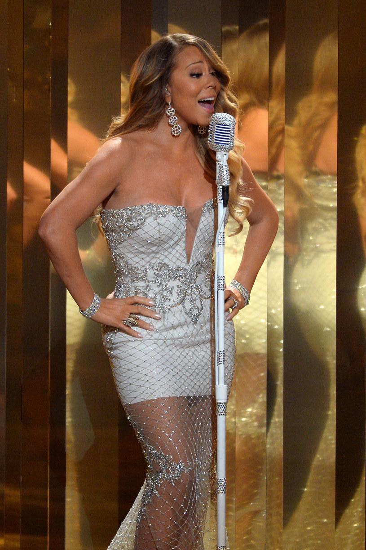 Mariah Carey /Mark Davis /Getty Images