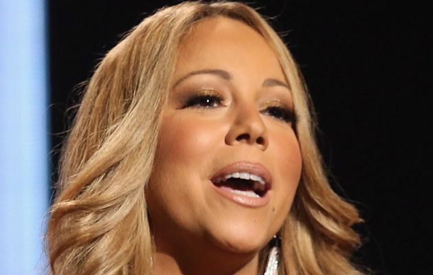 Mariah Carey /Christopher Polk /Getty Images