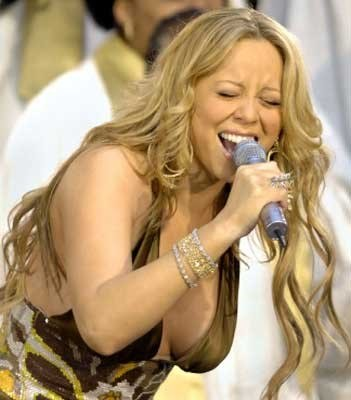 Mariah Carey /AFP