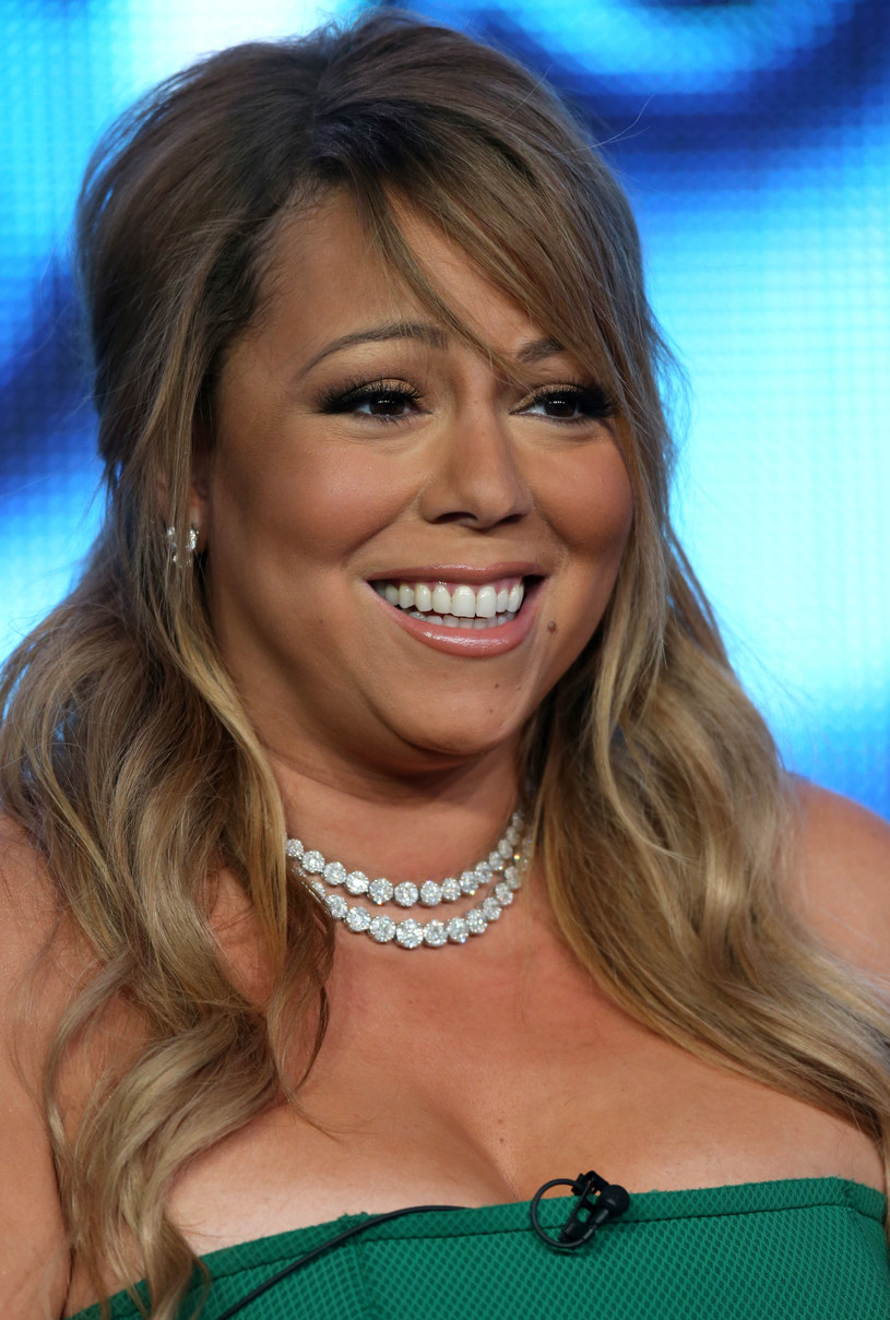 Mariah Carey /Frederick M. Brown /Getty Images