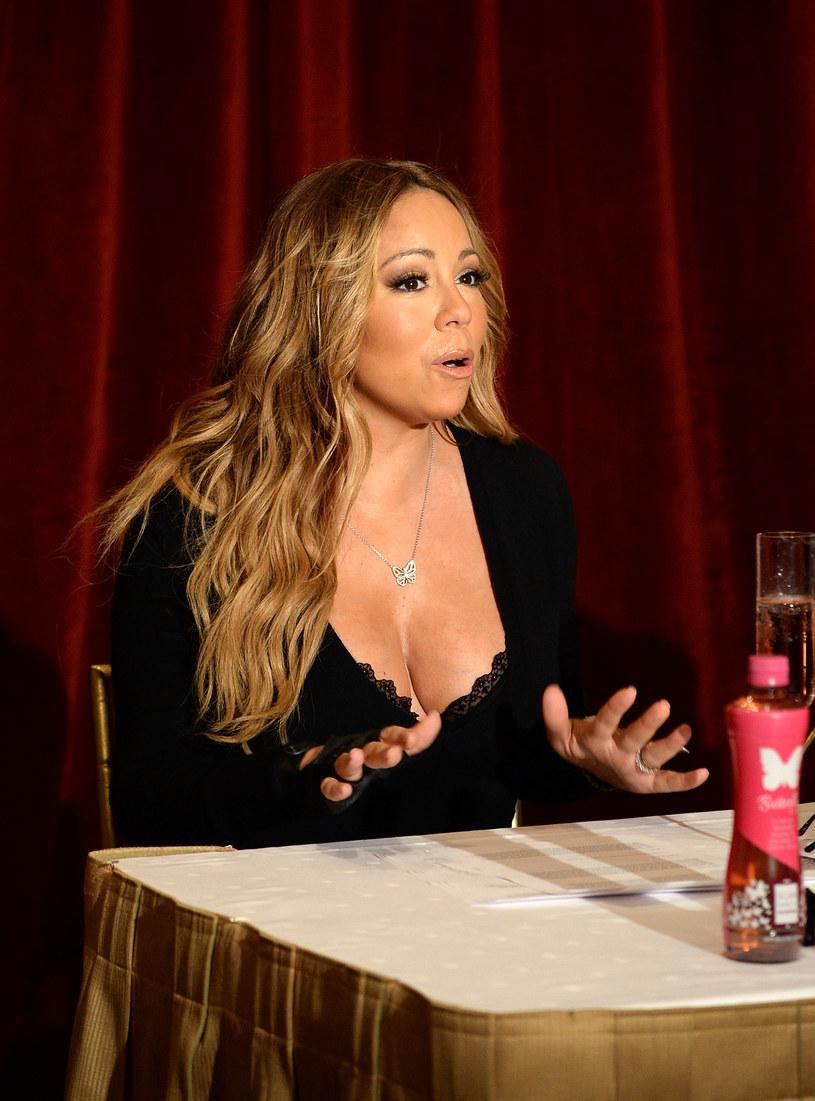 Mariah Carey /Andrew H. Walker /Getty Images