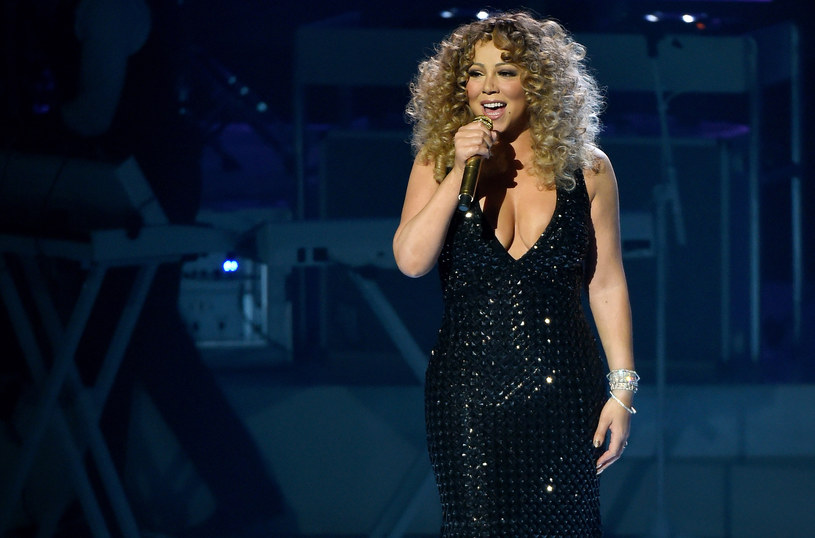 Mariah Carey /Ethan Miller /Getty Images