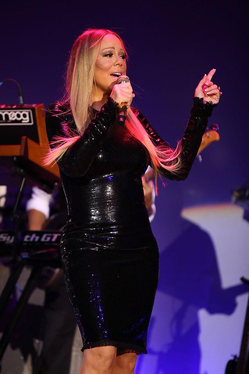 Mariah Carey /Joe Scarnici /Getty Images