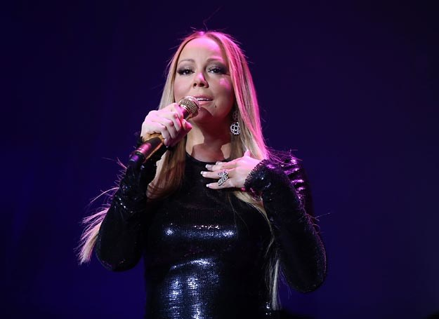 Mariah Carey /Joe Scarnici /Getty Images