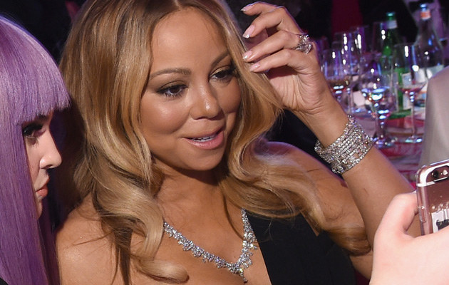 Mariah Carey /Dimitrios Kambouris /Getty Images