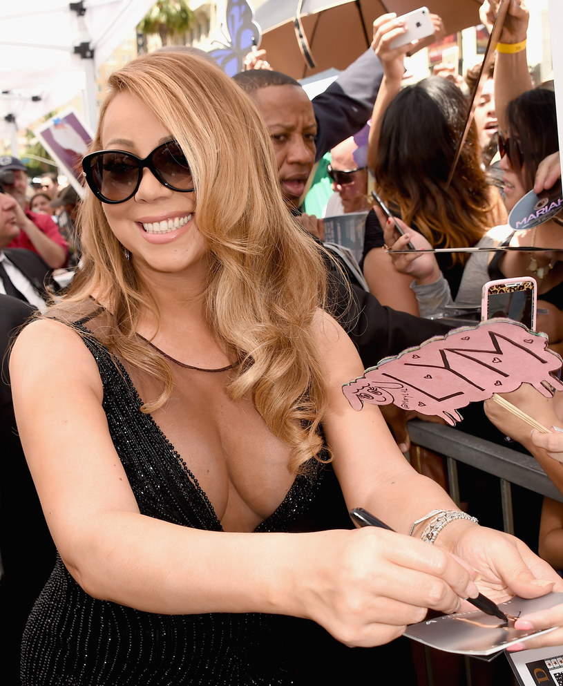 Mariah Carey /Kevin Winter /Getty Images