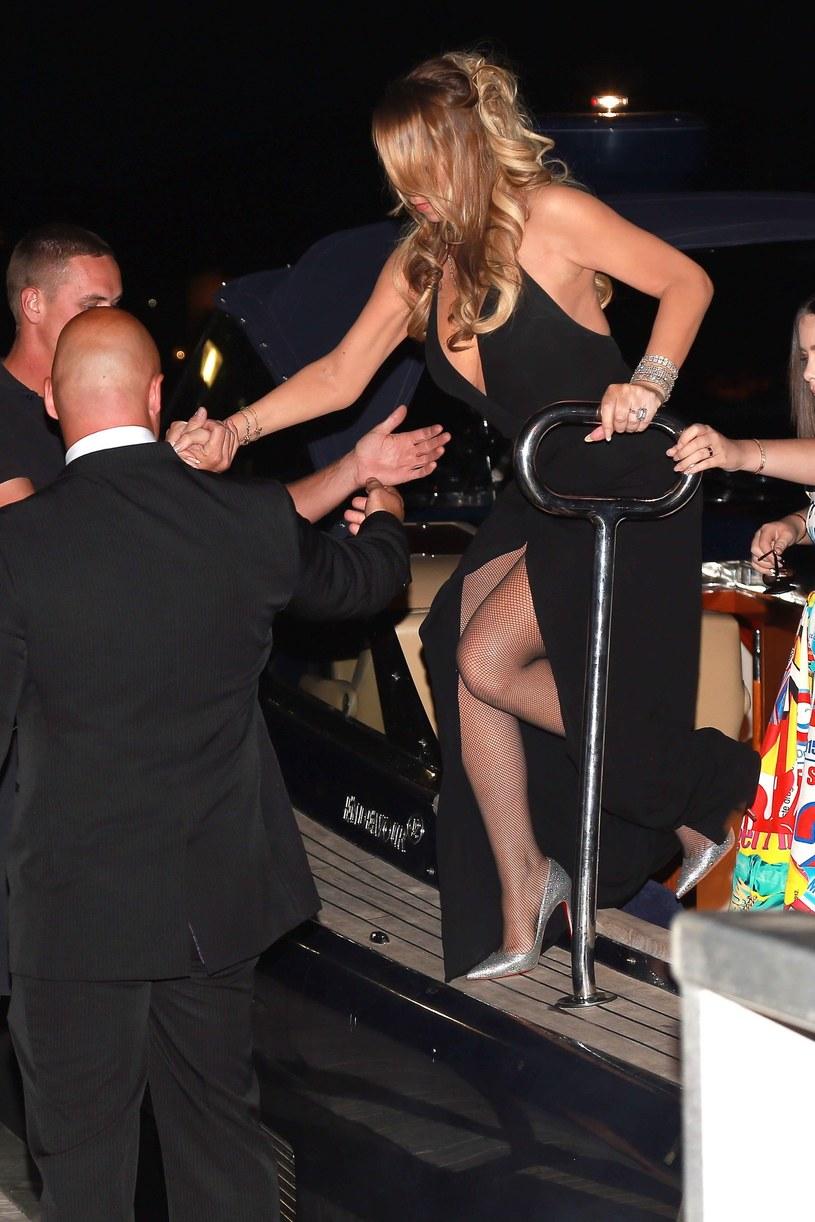 Mariah Carey /Papixs Press/ABACA/EAST NEWS /East News