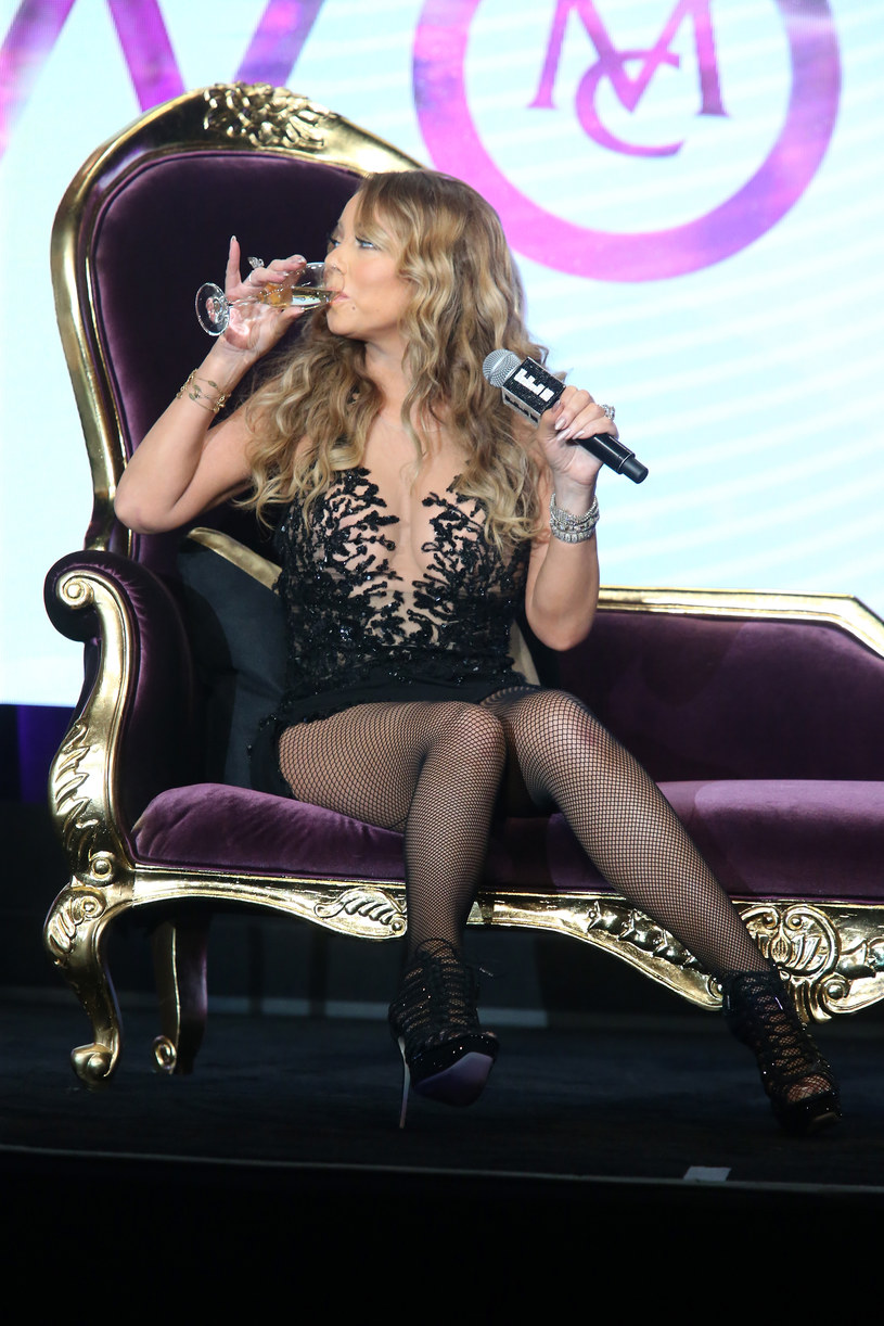 Mariah Carey /Frederick M Brown /Getty Images