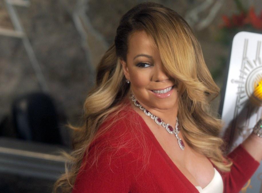 Mariah Carey /Dennis Van Tine    /PAP/Photoshot