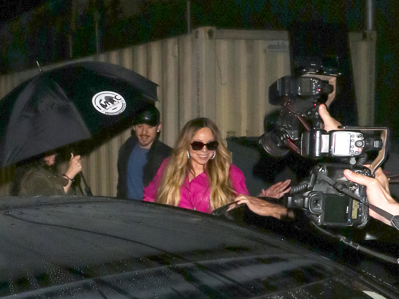 Mariah Carey /GC Images /Getty Images