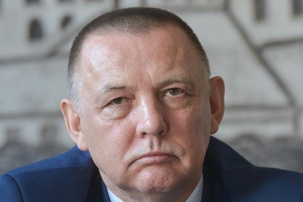 Marian Banaś, minister finansów. Fot. Łukasz Dejnarowicz /FORUM