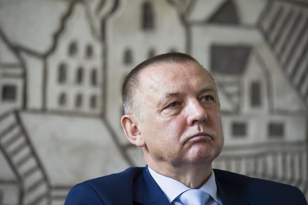 Marian Banaś, minister finansów. Fot. Wojciech Stróżyk /Reporter