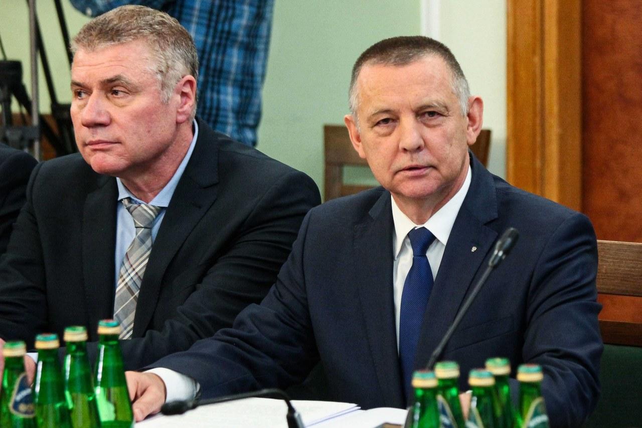 Marian Banaś nie przyjdzie na posiedzenie senackiej komisji
