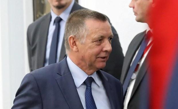 Marian Banaś o hotelu w Krakowie: Nocowało tam wielu polityków, ministrów