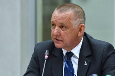 Marian Banaś przed sejmową komisją. Posiedzenie nagle przerwane