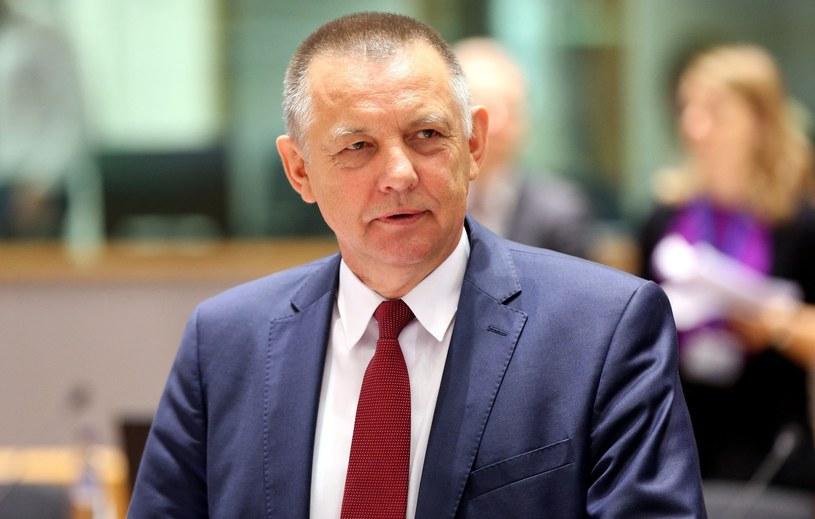 Marian Banaś, szef Najwyższej Izby Kontroli /AA/ABACA/Abaca /East News