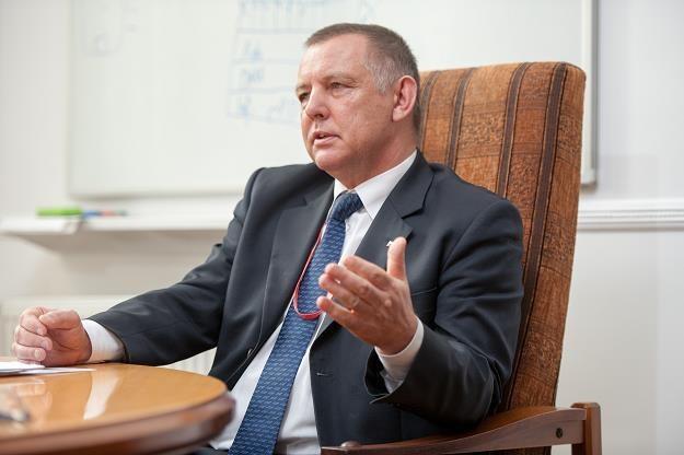 Marian Banaś, wiceminister finansów. Fot. Waldemar Kompała /Informacja prasowa