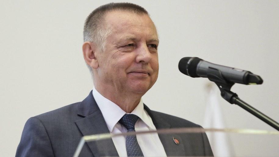 Marian Banaś /Wojciech Olkuśnik /PAP