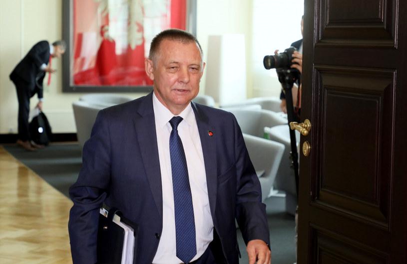 Marian Banaś /Piotr Molecki /East News