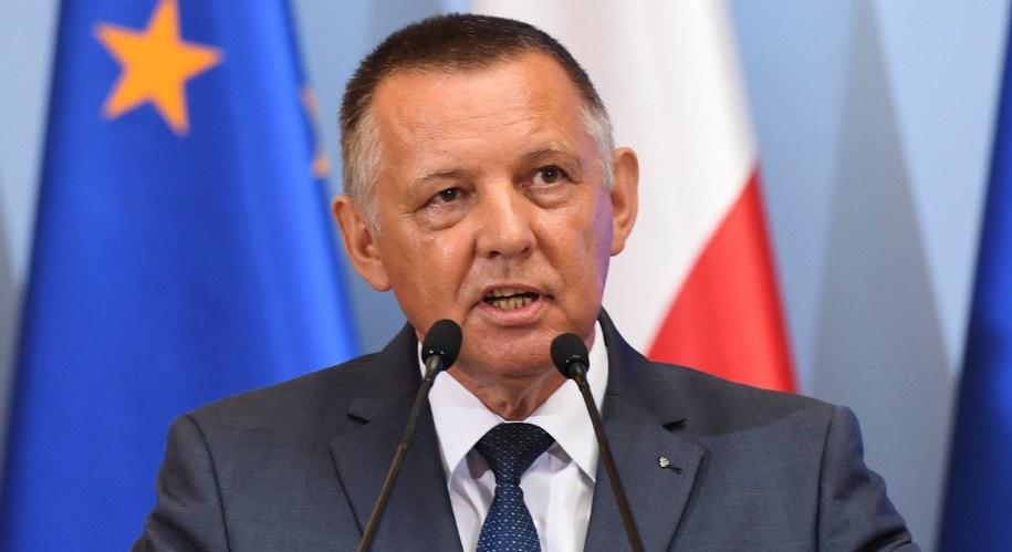Marian Banaś / Radek Pietruszka   /PAP