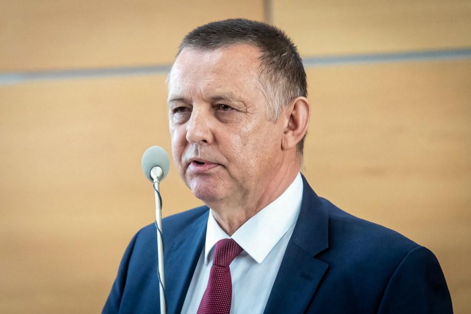 Marian Banaś / Tytus Żmijewski    /PAP