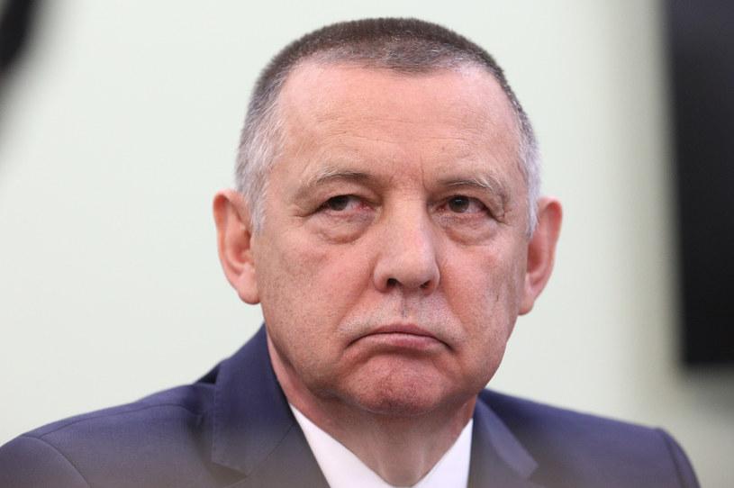 Marian Banaś /Fot Tomasz Jastrzebowski /Reporter