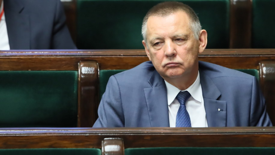 Marian Banaś /Leszek Szymański /PAP