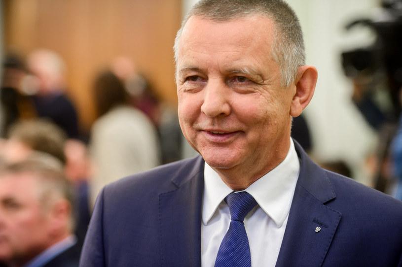 Marian Banaś /Zbyszek Kaczmarek /Reporter