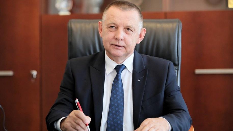 Marian Banaś / Leszek Szymański    /PAP