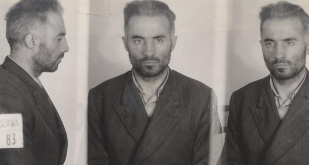 Marian Gołębiewski, rok 1946 /IPN