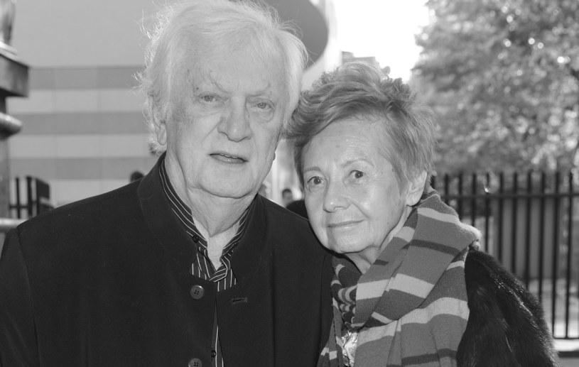 Marian Kociniak z żoną Grażyną /Jarosław Antoniak /MWMedia