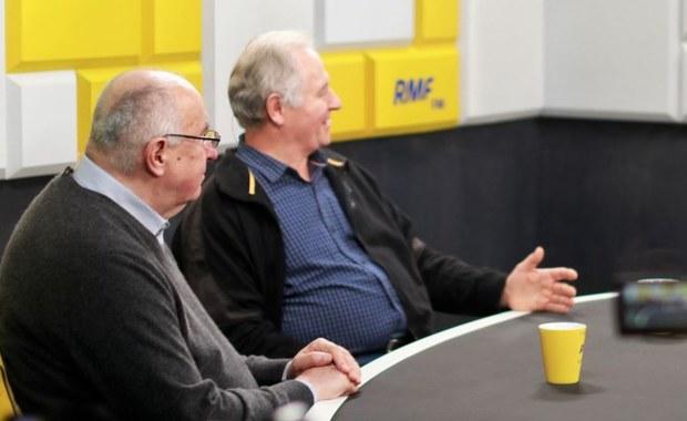 Marian Piłka i Zbigniew Bujak o stanie wojennym: Byliśmy przekonani, że skończy się rozlewem krwi