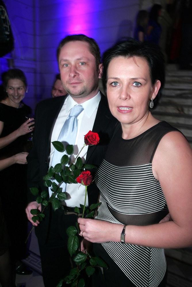 Marianna i Kamil Durczokowie /Warda /AKPA
