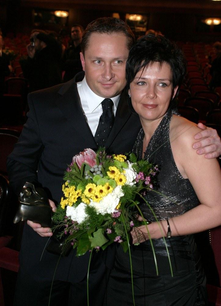 Marianna i Kamil Durczokowie /Fotek /Reporter