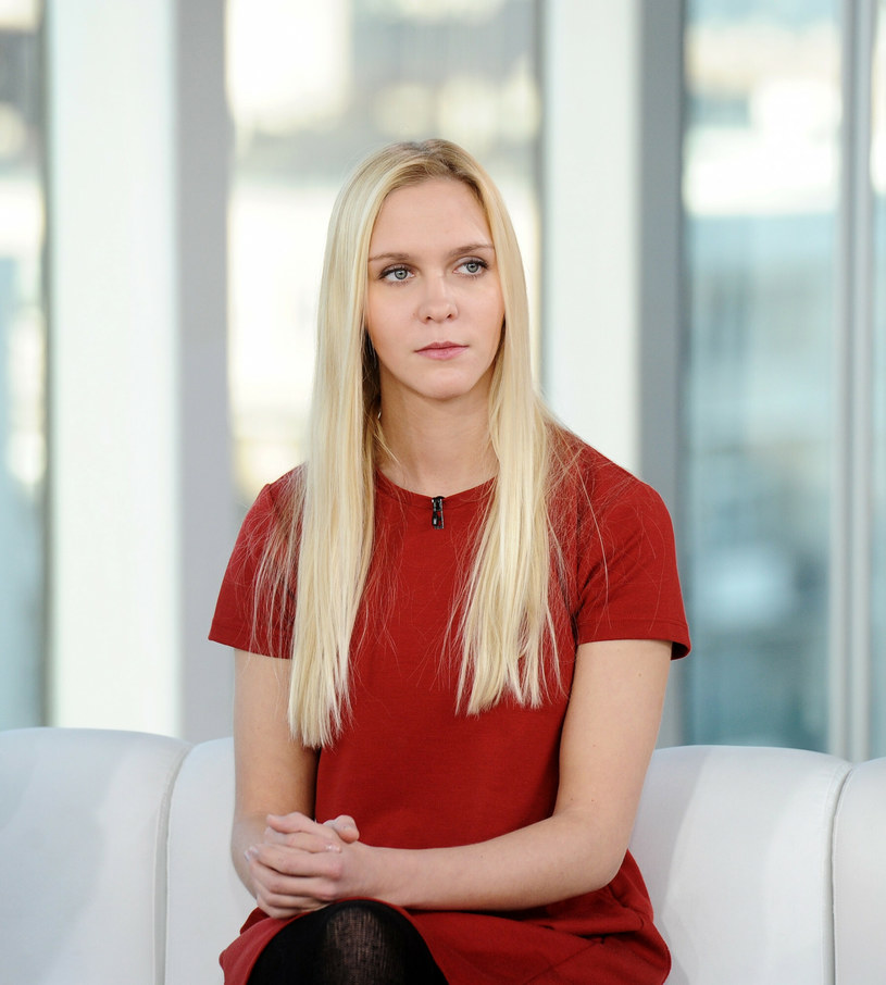 Marianna Janczarska na zdjęciu w 2015 roku /BLAWICKI PIOTR /East News