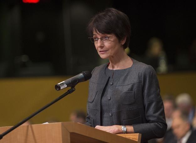 Marianne Thyssen, komisarz ds. zatrudnienia i spraw społecznych UE /AFP