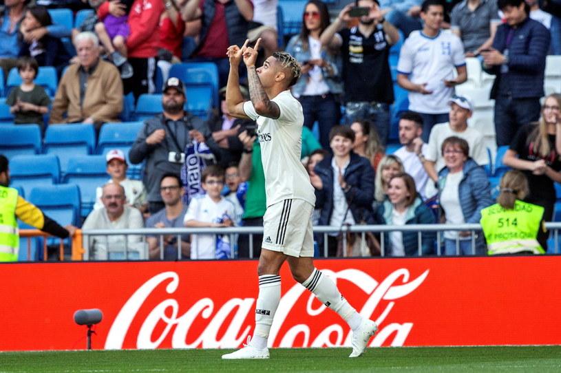 Mariano Diaz strzelił dwa gole w meczu z Villarreal /PAP/EPA